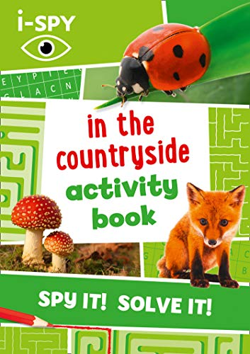 i-SPY In the Countryside Activity Book By i-SPY