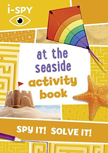 i-SPY At the Seaside Activity Book By i-SPY