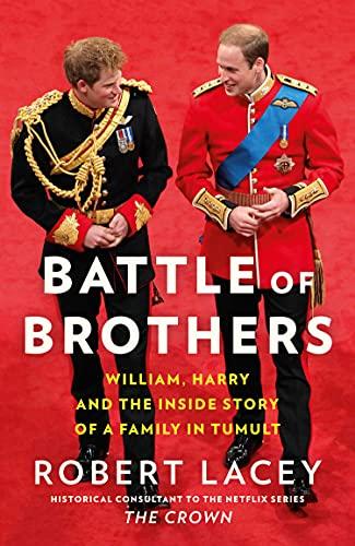 Battle of Brothers von Robert Lacey