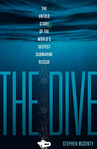 The Dive By Stephen McGinty