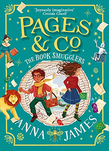 Pages & Co.: The Book Smugglers von Anna James