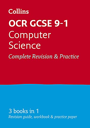 OCR GCSE 9-1 Computer Science All-in-One Complete Complete Revision and Practice By Collins GCSE