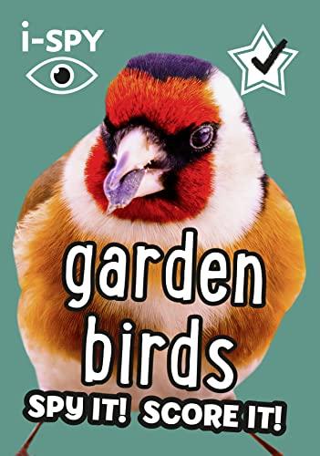 i-SPY Garden Birds By i-SPY