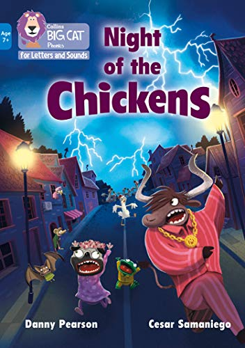 Night of the Chickens By Danny Pearson