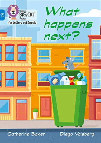 What happens next? By Catherine Baker