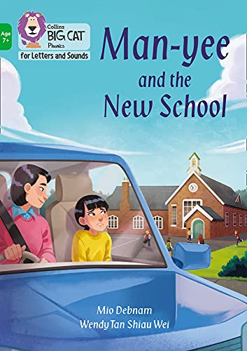 Man-yee and the New School By Mio Debnam