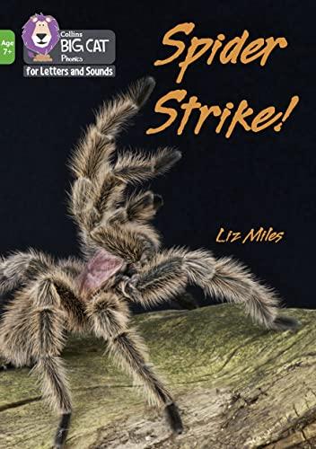 Spider Strike! By Liz Miles