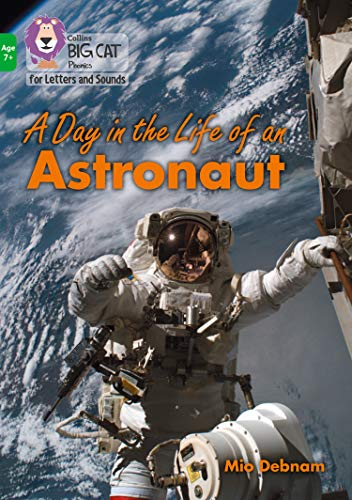 A Day in the Life of an Astronaut By Mio Debnam