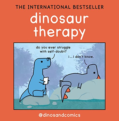 Dinosaur Therapy By James Stewart