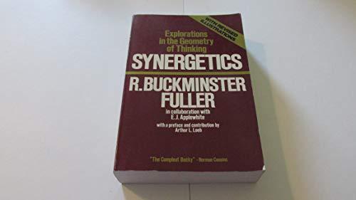 Synergetics By R.Buckminster Fuller