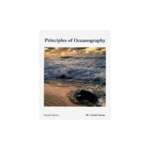 Principles of Oceanography By M.Grant Gross