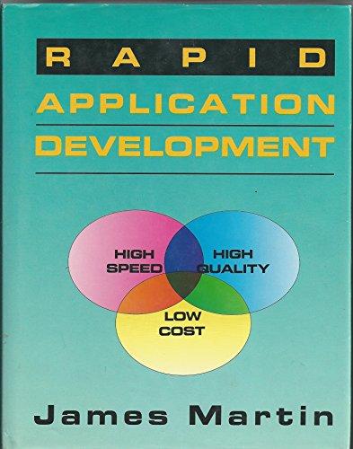Rapid Application Development By James Martin