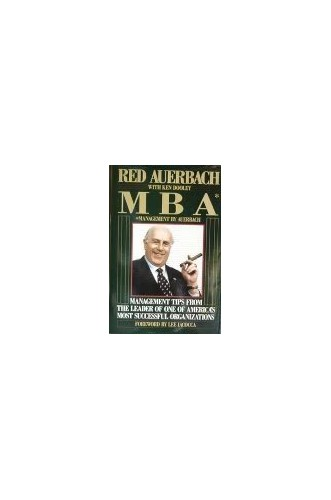 MBA By Red Auerbach