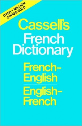 Cassell's Standard French Dictionary By Girard