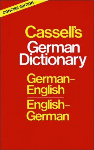 Cassell's German Dictionary, Concise Edition