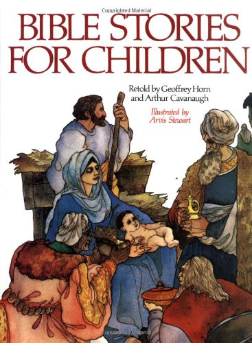 Bible Stories for Children By Geoffrey Horn