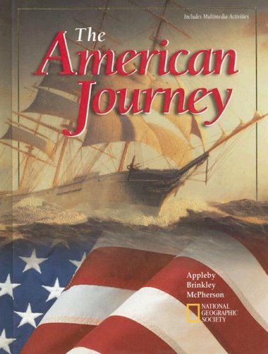 The American Journey By Glencoe