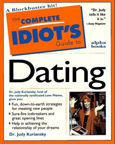 C I G: To Dating By Dr. Judy Kuriansky