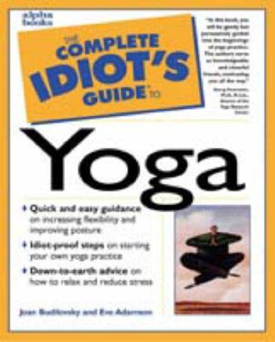 Cig To Yoga By Joan Budilovsky