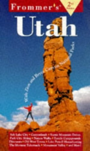 Complete:utah 2nd Edition By Frommer's