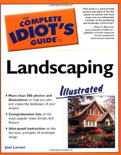 Landscaping Illustrated By Joel Lerner