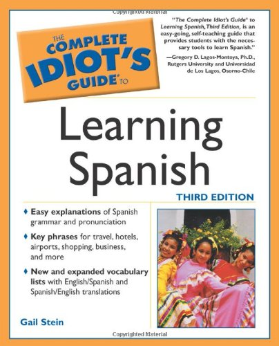 Learning Spanish By Gail Stein