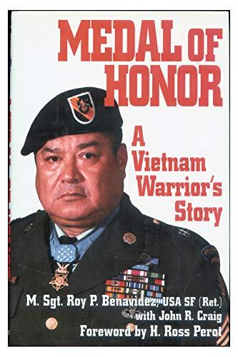 Medal of Honor By Roy Perez Benavidez