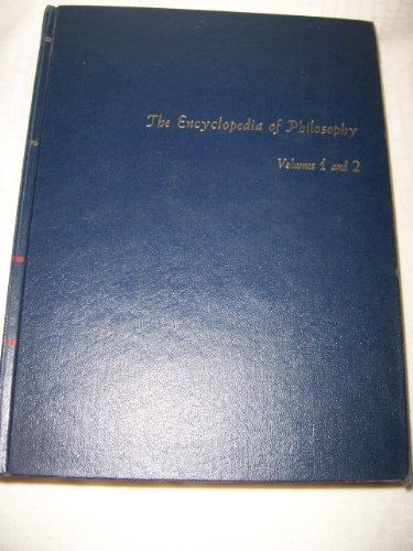 Encyclopedia of Philosophy By Paul Edwards