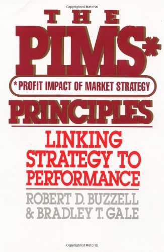 The Pims Principles By Robert D. Buzzell