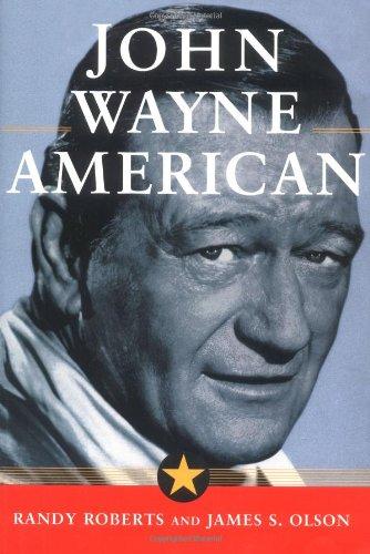 John Wayne: American by James S Olson 0029238374 The Cheap Fast Free Post