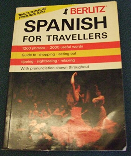 Spanish for Travellers By UNKNOWN