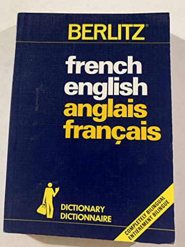 French-English-French Dictionary Revised Edition By Charles Berlitz