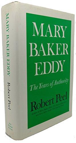Mary Baker Eddy By Robert Peel