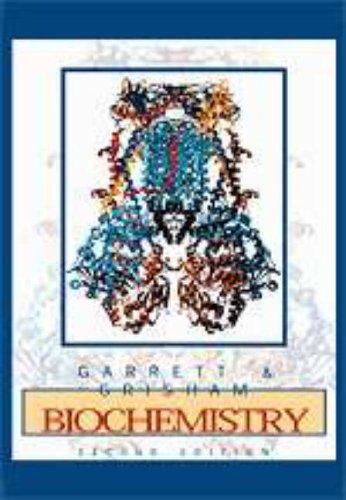 Biochemistry By Reginald H. Garrett