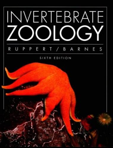 Invertebrate Zoology By Robert D. Barnes