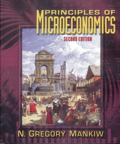 Principles of Microeconomics By Mankiw