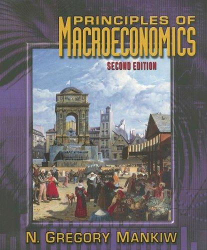 Principles of Macroeconomics By Mankiw