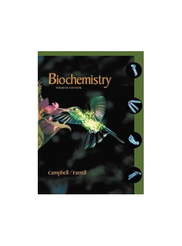 Biochemistry By Mary K. Campbell