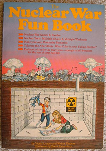 Nuclear War Fun Book By Victor Langer