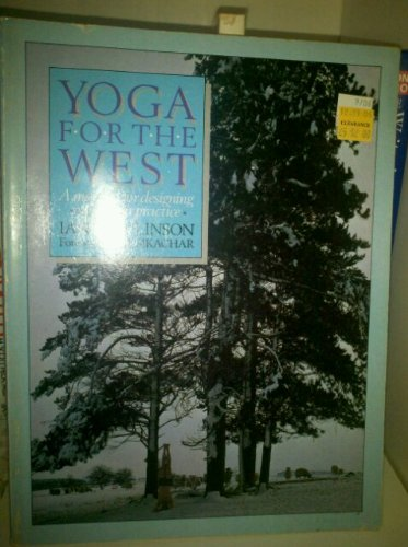 Yoga for the West By Ian Rawlinson
