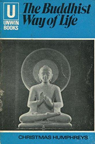 Buddhist Way of Life By Christmas Humphreys