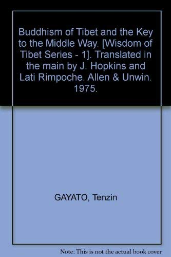 Buddhism of Tibet By Dalai Lama XIV