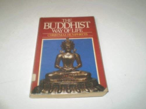 The Buddhist Way of Life (Mandala Books) by Christmas Humphreys