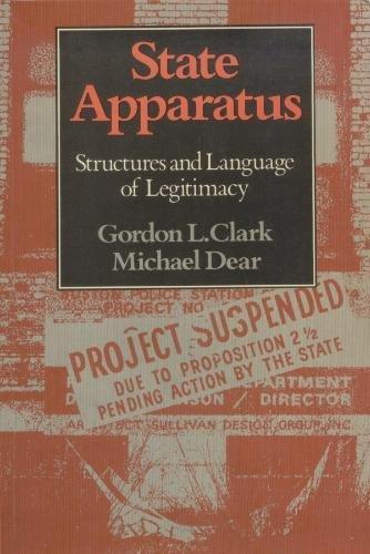 State Apparatus By Gordon Clarke
