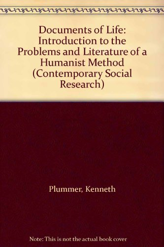 Documents of Life By Kenneth Plummer
