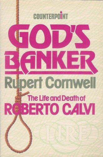 God's Banker By Rupert Cornwell