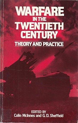 Warfare in the Twentieth Century By Edited by Colin McInnes
