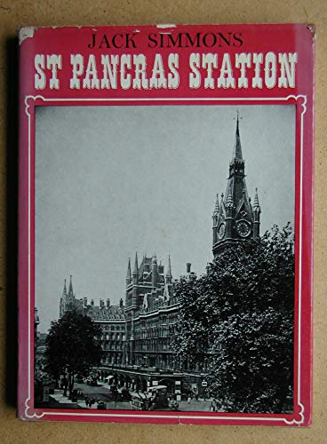 St. Pancras Station By Jack Simmons