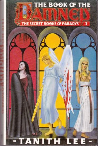 The Book of the Damned By Tanith Lee