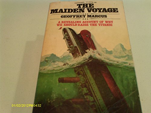 The Maiden Voyage By G.J. Marcus